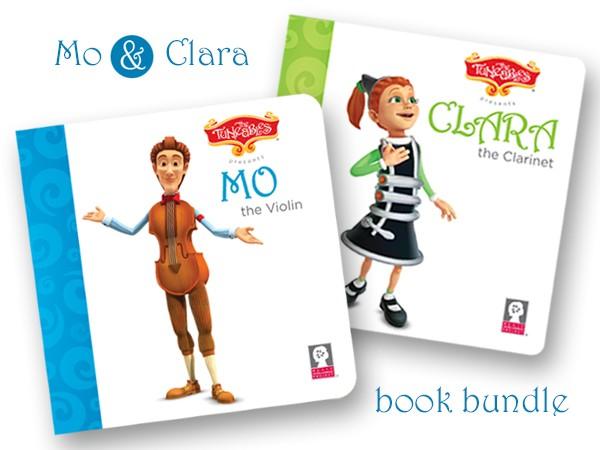 Character Book Bundle