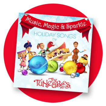 Music, Magic & Sparkle Holiday Songs