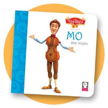 Mo the Violin Book