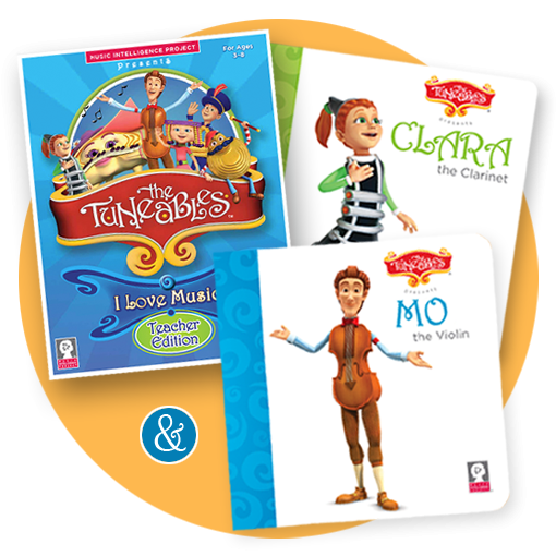 Classroom Bundle: The Teacher Edition plus Clara and Mo Book