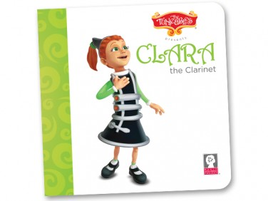 Clara the Clarinet Book