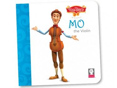 Mo the Violin Book